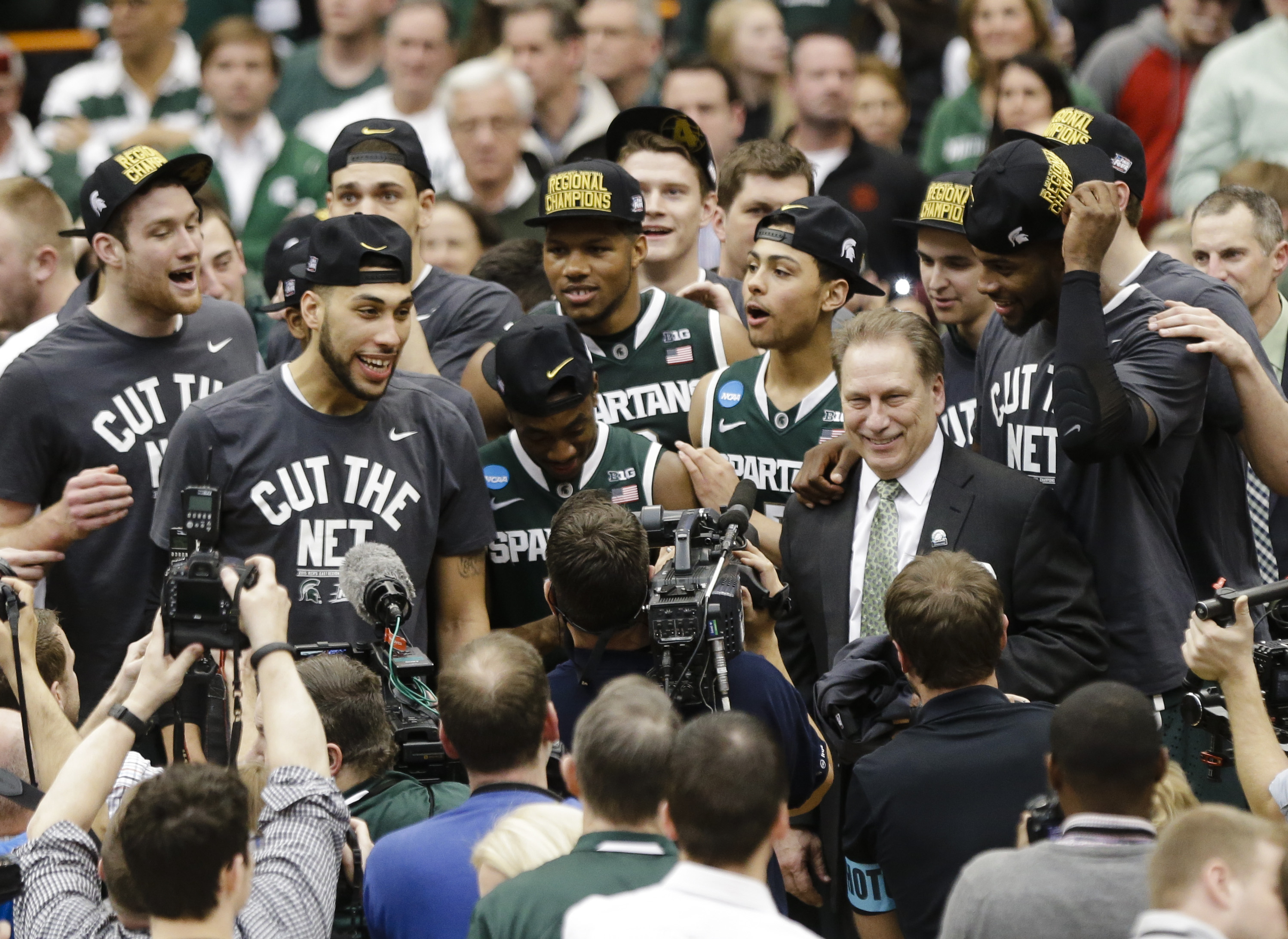 Updated tournament records: Big Ten teams make up half of Final Four