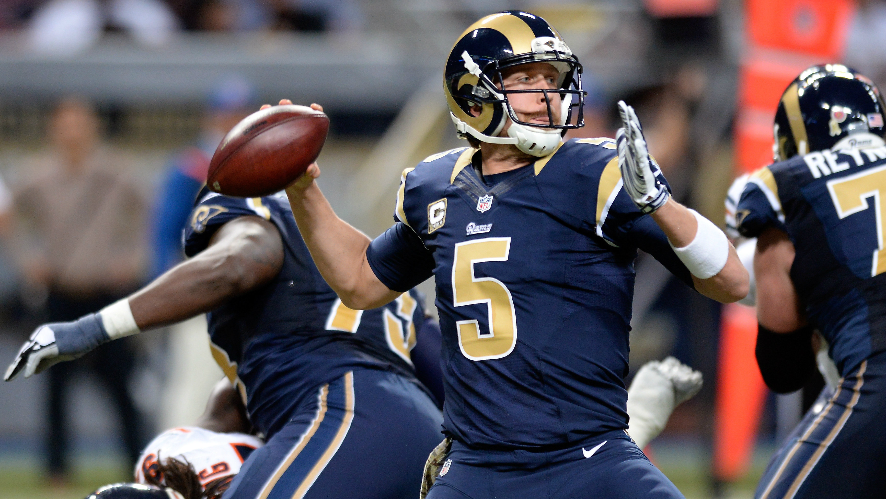 Los Angeles Rams Will Be Featured On HBO's Hard Knocks