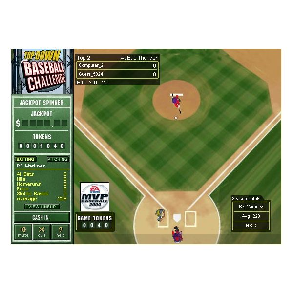 Four Free Baseball Games You Can Play Online
