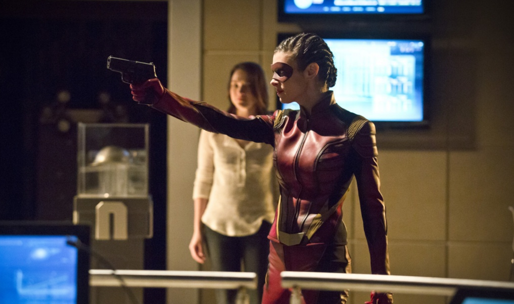 Who Is Sexy Trajectory on 'The Flash'?