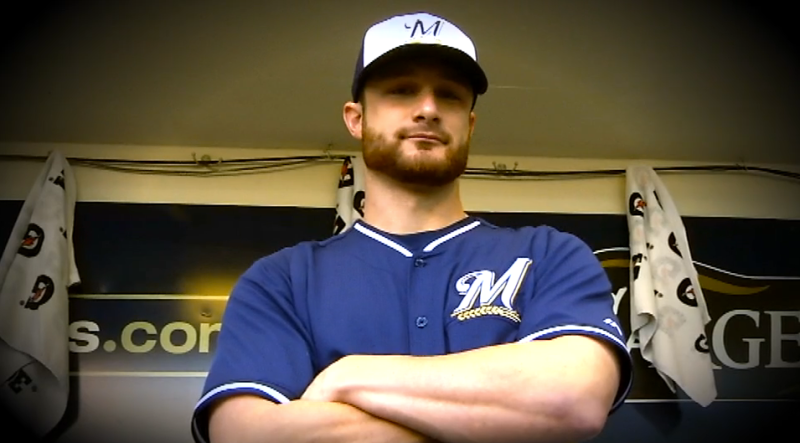 Brewers Catcher Jonathan Lucroy's Anti-Cardinals All-Star Ad Is Perfect