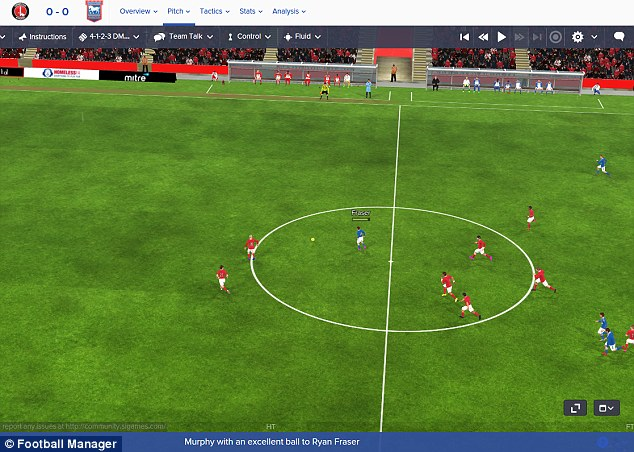 Football Manager 2016 Review: FM remains miles ahead of any other football game... but latest in much loved series offers little new