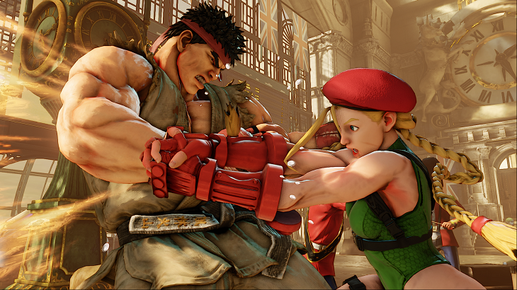 Street Fighter V Rage Quitters Will Lose League Points