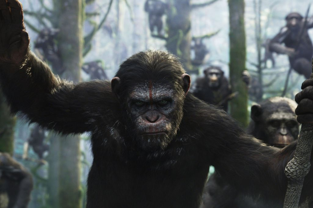 'Dawn of the Planet of the Apes' review: damn dirty humans