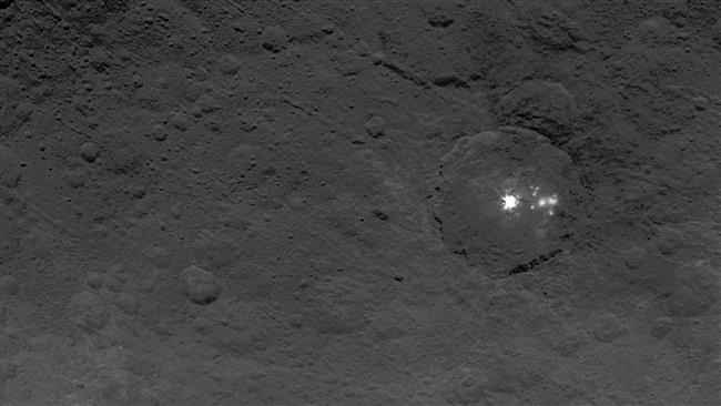 Look Closely at the Dwarf Planet Ceres with the Help of NASA