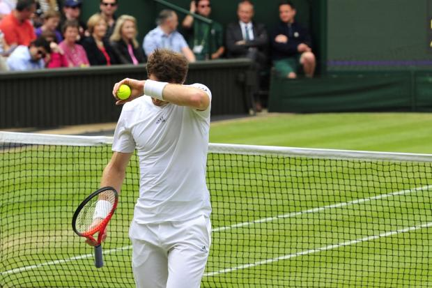 Andy Murray vs Roger Federer: Second serve 'liability' could cost British No1 in Wimbledon semi-final clash, says Henman