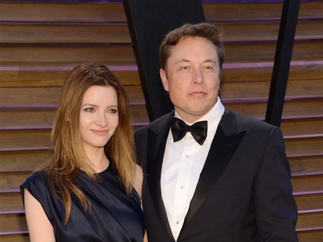 Elon Musk's wife files to divorce billionaire — APNewsBreak