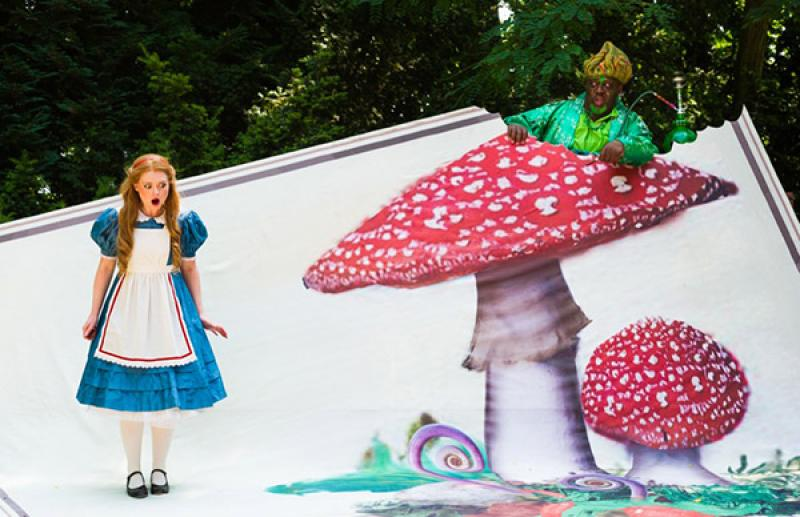 Alice's Adventures in Wonderland, Opera Holland Park | Opera reviews, news & interviews