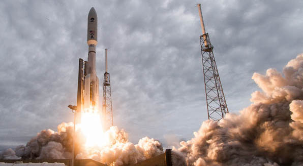 Atlas Rocket Launches For First Time Since March Grounding