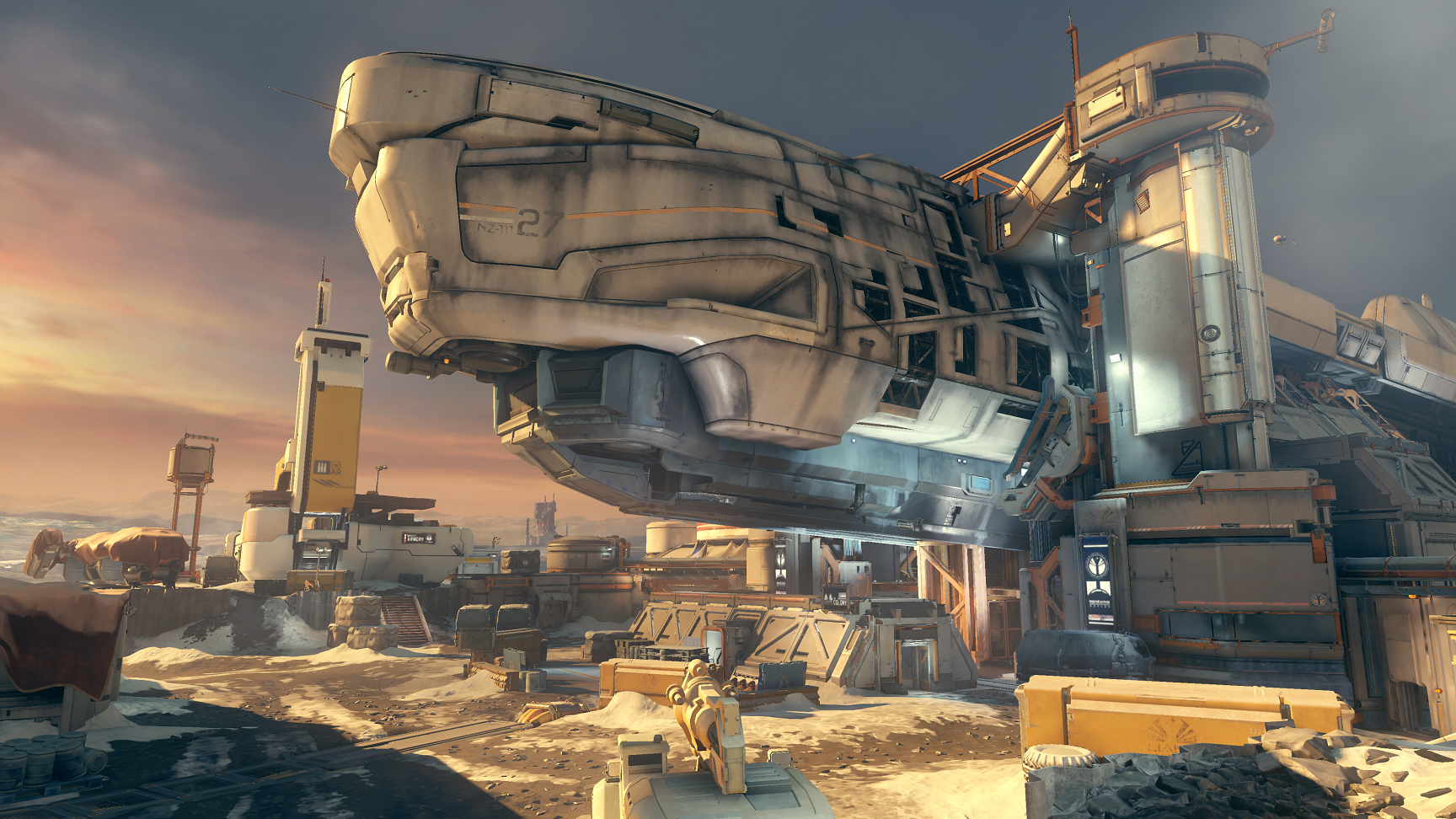 Halo 5 Warzone Firefight Gameplay Shows Ambitious New Multiplayer
